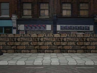 Unity 3D Street