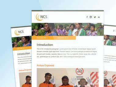NCS - MailChimp