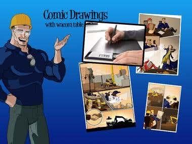 Comics explainers - http://fliphtml5.com/cctu/uobc