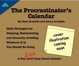 The Procrastinator\'s Calendar