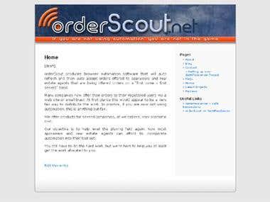 orderScout - Lendervend