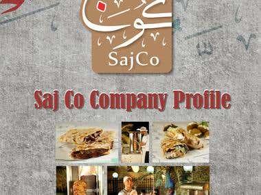 Design a Company Profile