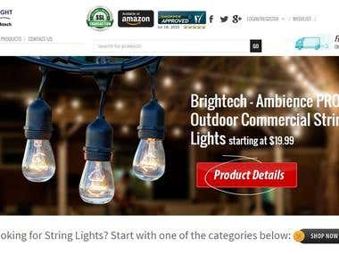 String Light Shop