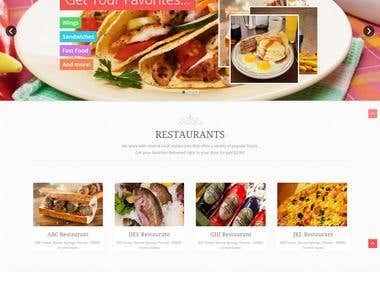 ERP for Restaurant