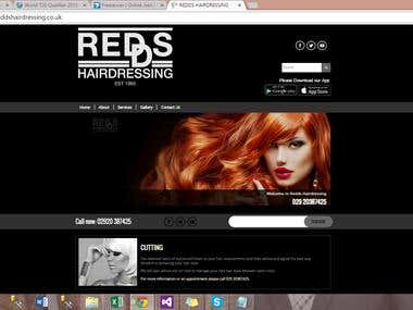 REDDS Web