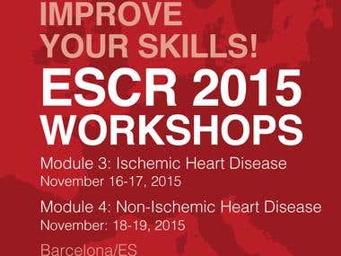 Upcoming ESCR workshop in Barcelona/ES