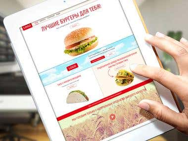 E-Shop Fastfood