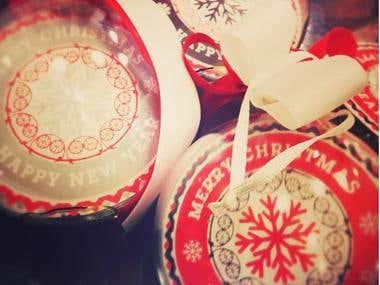 CHRISTMAS FAVOUR
