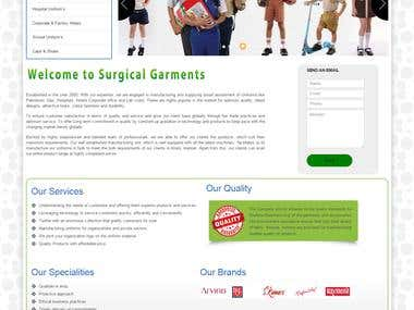 Surgical Garments