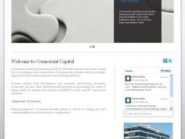 Cormorant Capital