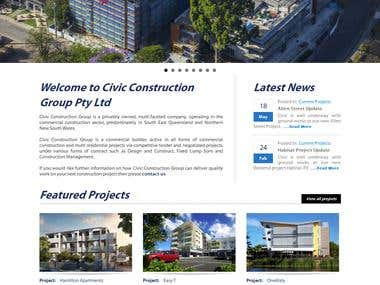 Civic Construction Company