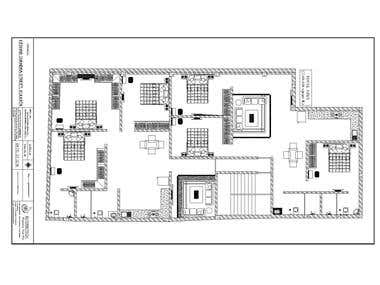 Interior design and 2d drafting