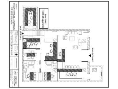 Design of office