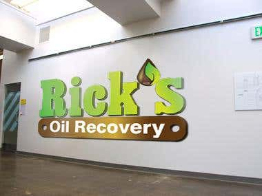 Rick\'s Oil Recovery