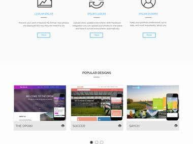 Pagevamp Clone Site