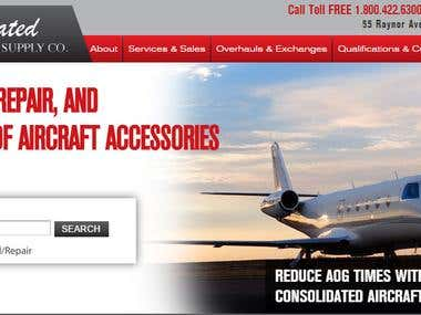 CONSOLIDATED AIRCRAFT SUPPLY