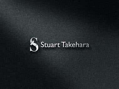 Design a Logo for My Personal Brand ( Stuart Takehara )