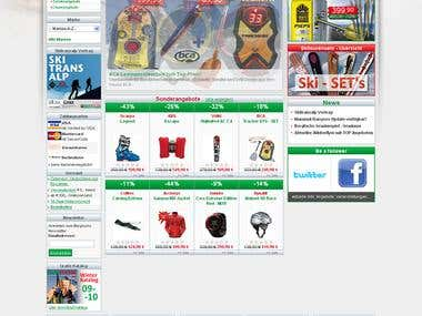 Premium Magento Website