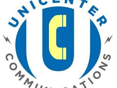 Unicenter Communications Branding