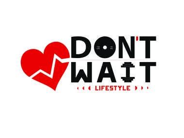 Don\'t Wait Lifestyle Logo