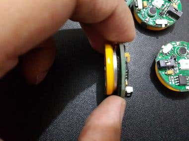 RGB LED Blinker
