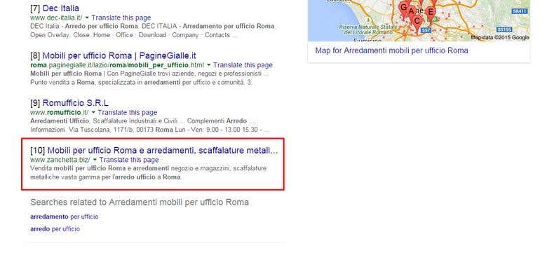 Arredamenti mobili per ufficio Roma | Freelancer