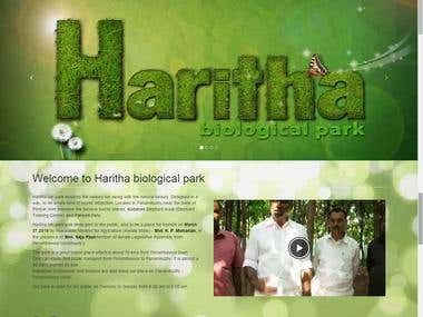 Haritha Biological Park