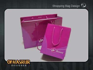 Shopping bag Deisgn