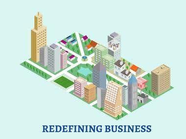 Redefining Business Prezi