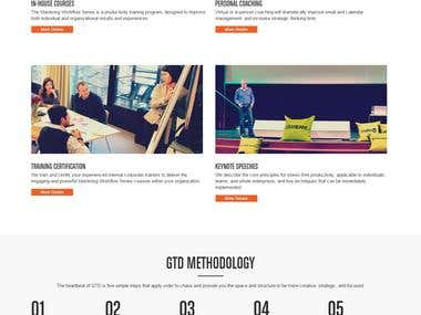 Detailed Website QA - Getting Things Done (GTD)