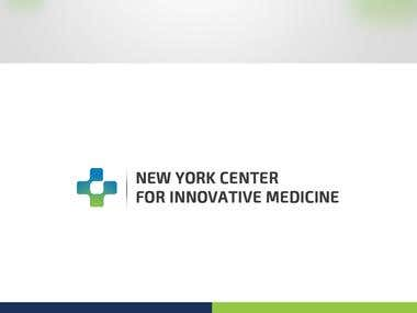 Logo Design New York Center For Innovative Medicians