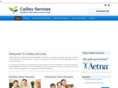Calbayservices.com