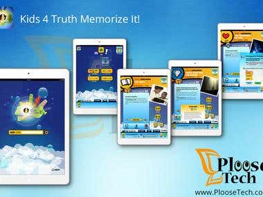 Kids4Truth an iPad app (For Kids Learning)