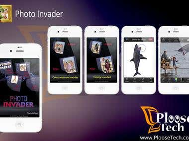 Photo Invader > iOS App