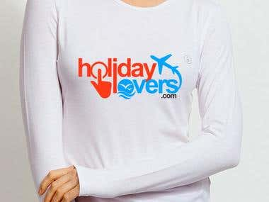 Holiday Lovers logo