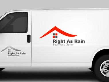 Right as Rain logo