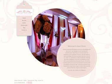Pearl Decor wedding and special event design