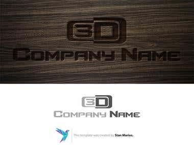 3D Company Name