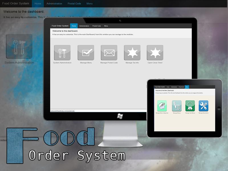 Restaurant Food Ordering system.