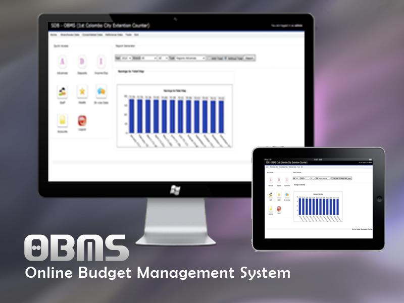 Online Budget Management System