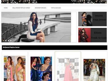 Online Bollywood  dresses Website (http://sequiins.in/)