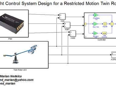 Flight Control System Design