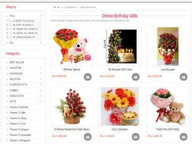 Online flower cake delivery in india