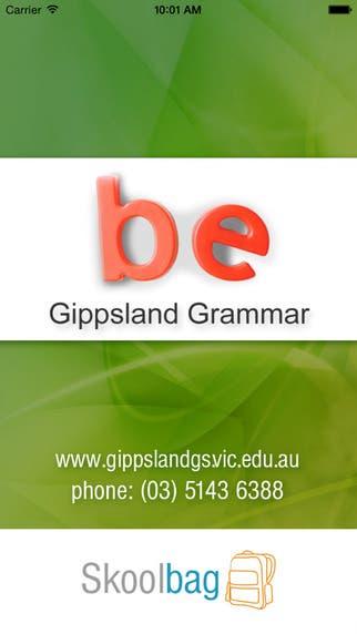 Gippsland Grammar School - Skoolbag Mobile App