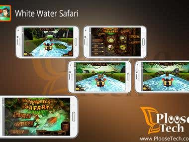 White Water Safari Game/Unity3D
