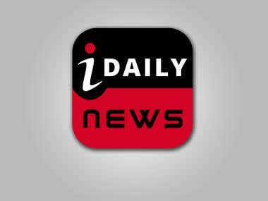 iDailyNews icon for iPhone