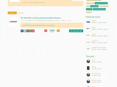 Extrabachat Daily Deal Website Using PHP