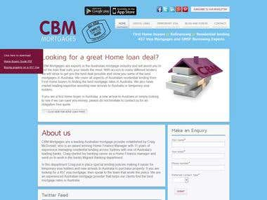 PSD to Bootstrap Responsive Joomla Website