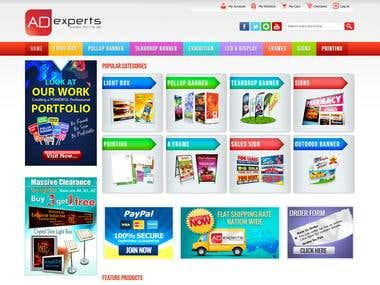 VirtueMart Joomla Ads Store