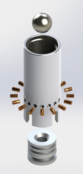 Downhole Buttom Plug